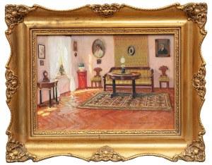 Bronisława Rychter-Janowska (1868 Kraków - 1953 tamże), Wnętrze