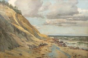 Michał Gorstkin Wywiórski (1861 Warszawa - 1926 Berlin), Jastrzębia Góra, 1903 r.