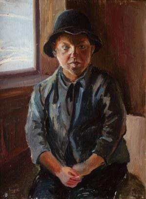 Stanisław Borysowski (1901 Lwów - 1988 Toruń), Chłopiec z Poronina