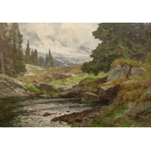 Edward Harrison Compton (1881 Feldafing-1960), Pejzaż