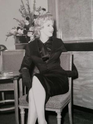 Milton H. GREENE (1922 - 1985), Marylin Monroe, Londyn 1956