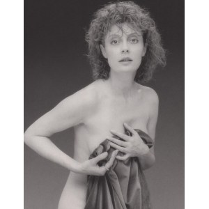 Robert MAPPLETHORPE (1946 - 1989), Susan Sarandon, 1988