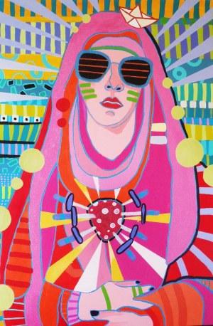 Marcin Painta, Madonna, 2010