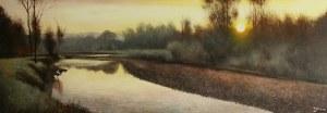 Konrad Hamada, Wschód słońca, 2020