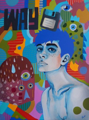 Marcin Painta, Way, 2020