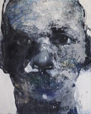 Aleksandra Modzelewska, Maska czy twarz IX, 2020