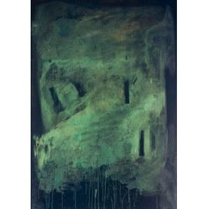 """Ada KAMIŃSKA, No 33 z cyklu """"Przestrzenie-nieprzestrzenie"""" part II, 2017 r."""