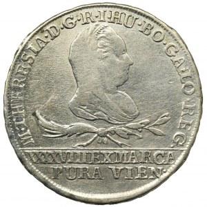 Księstwo Oświęcimsko-Zatorskie, Maria Teresa, 30 krajcarów Wiedeń 1777