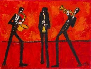 Małgorzata Stępniak (1975), Trio (2016)