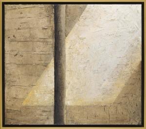 Ewa Zawadzka (1950), Bez tytułu, z cyklu Materia ciszy (2016)