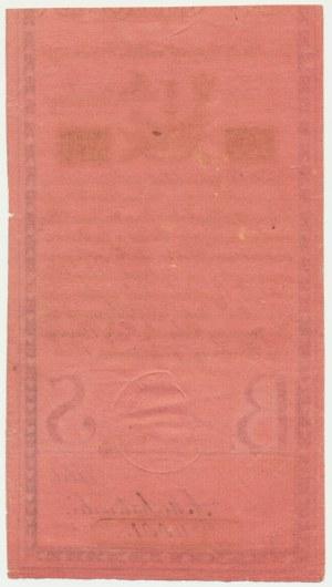 100 złotych 1794 - B - malinowa barwa papieru
