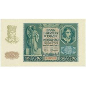 50 złotych 1940 - A -