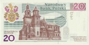 20 złotych 2015 - 600. Rocznica urodzin Jana Długosza