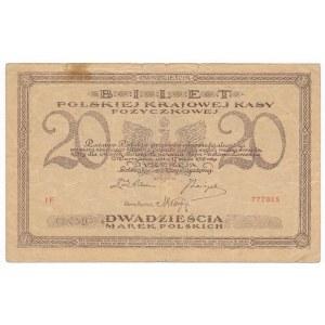 20 marek 1919 - IF -
