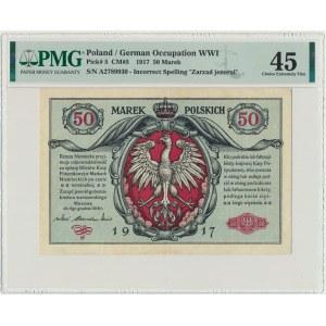 50 marek 1916 Jenerał - A - PMG 45