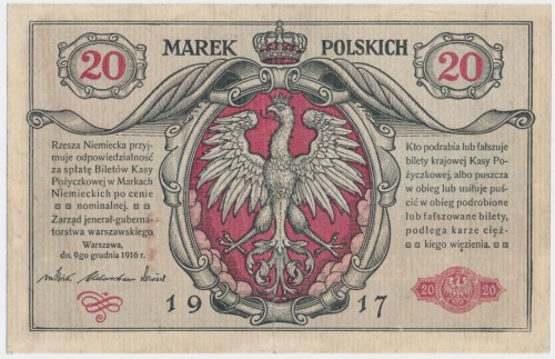 20 marek 1916 Jenerał
