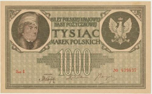 1.000 marek 1919 - Ser. I -