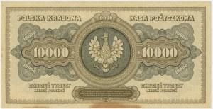 10.000 marek 1922 - B -