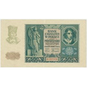 50 złotych 1940 - D -
