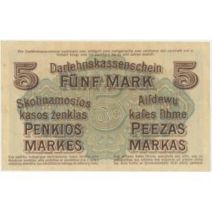 Kowno 5 marek 1918 - D -