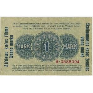 Kowno 1 marka 1918 - A -