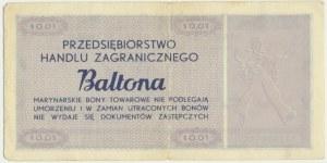 Baltona 1 cent 1973 - A -