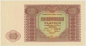 10 złotych 1946