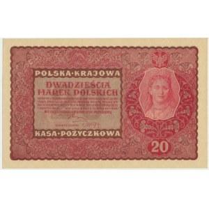 20 marek 1919 - II Serja DV -