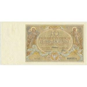 10 złotych 1929 - GZ -