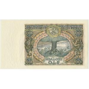 100 złotych 1934 - Ser.C.B -