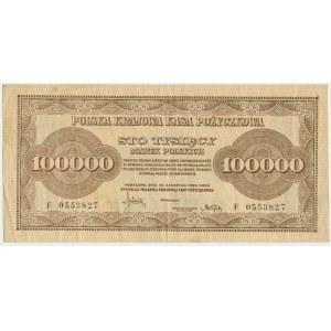 100.000 marek 1923 - F -