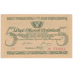 5 marek 1919 - IW -