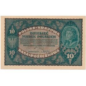 10 marek 1919 - II Serja CH -