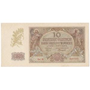 10 złotych 1940 - N. -