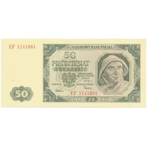 50 złotych 1948 - EF -
