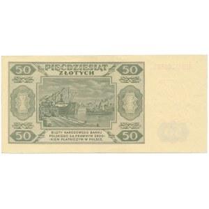 50 złotych 1948 - DD -