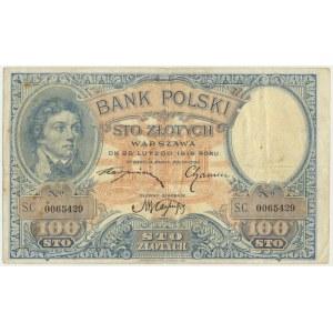 100 złotych 1919 - S.C -
