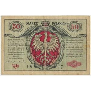 50 marek 1916 Jenerał - A -