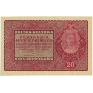 20 marek 1919 - II Serja FA -