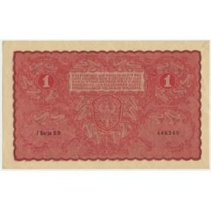 1 marka 1919 - I Serja CD -