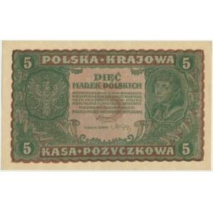 5 marek 1919 - II Serja Q -
