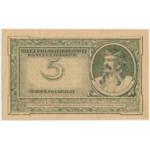 5 marek 1919 - I -