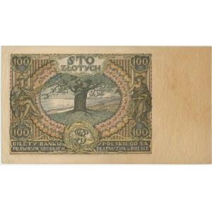 100 złotych 1934 - Ser.AX - znw. + X +