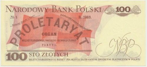 100 złotych 1976 - BH -