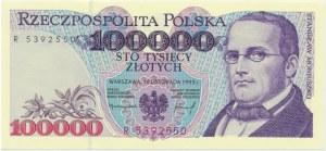 100.000 złotych 1993 - R -