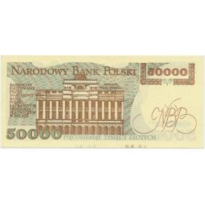 50.000 złotych 1989 - A -