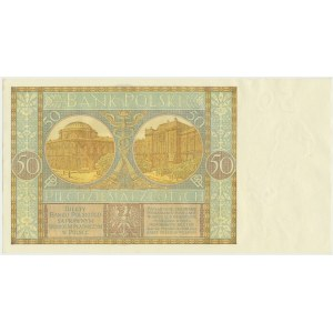 50 złotych 1929 - Ser.DI.-