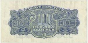 10 złotych 1944 ...owym - AM -