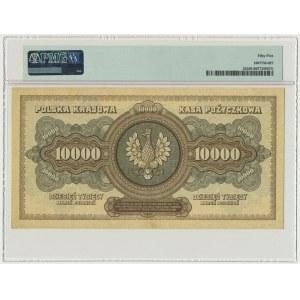 10.000 marek 1922 - H - PMG 55
