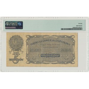5 milionów marek 1923 - A - PMG 20